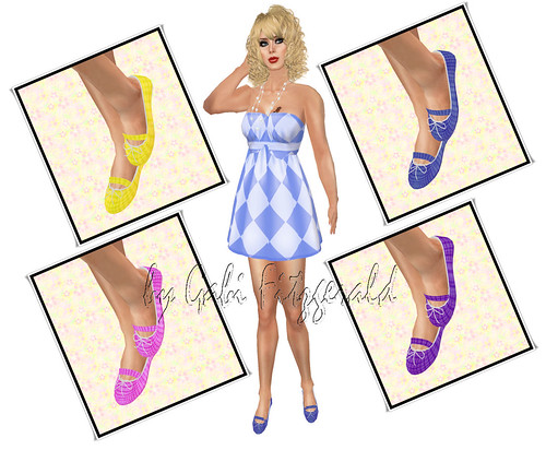 duh flats and elate dress