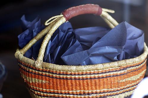 Oh, basket of my dreams...