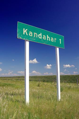 Kandahar in Canada