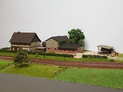 PICT3182 (dampflok44) Tags: farm stall bauernhof modelleisenbahn modelrailroad modellbau scheune modellbahn modelllandschaft