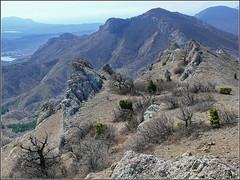 Krym_ech139 (sergey.ring) Tags: travel sea mountain black art nature landscape pano ring crimea krym горы крым