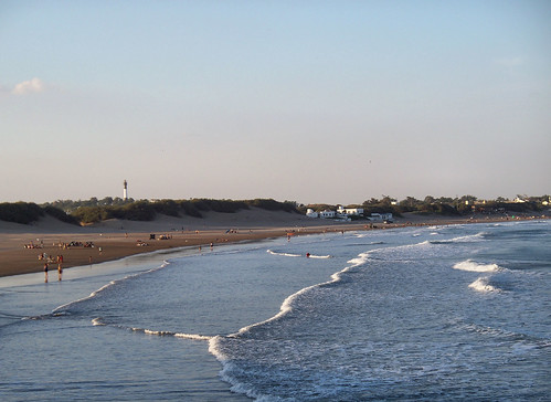The Beaches of Quequén | Las Playas de Quequén by katiemetz, on Flickr