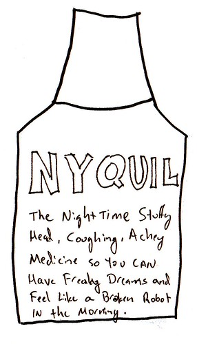 366 Cartoons - 070 - Nyquil