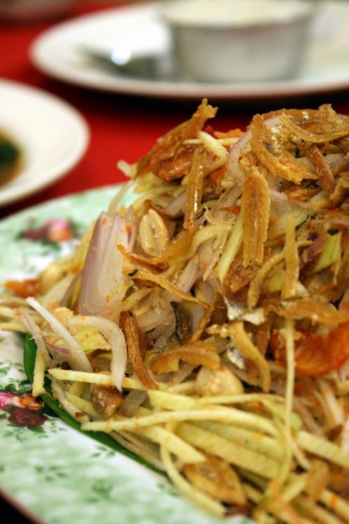 Restoran Krua Thai Mango Salad