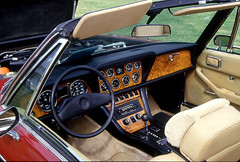 Jensen Interceptor Interior (cooltouch) Tags: uk england british jensen interceptor britishcars jenseninterceptor