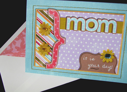 Mother's Day Card 2009 (Spring Fling V.2)
