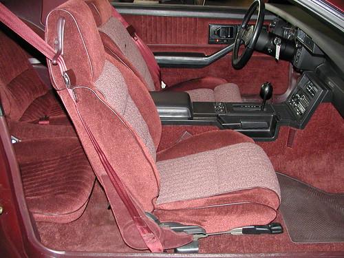 Lear Siegler Camaro Conteur Interior History Page 2