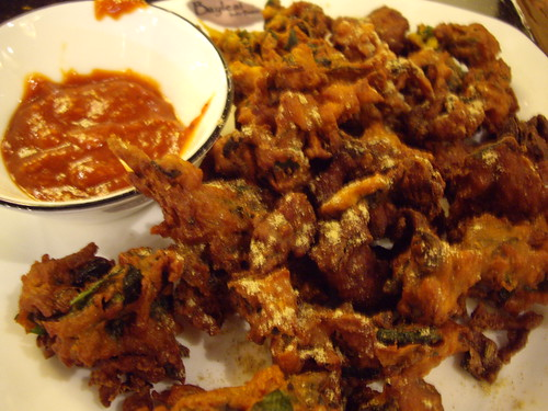 Vegetable Pakora from Bayleaf India Bistro