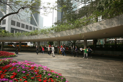 at Chater Park