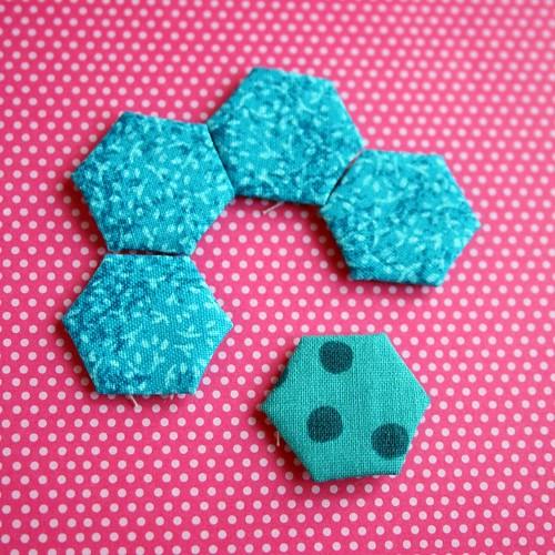 Hex turquoise