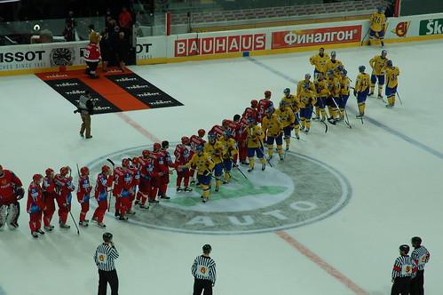 Россия-Швеция