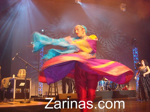 afghan dancing