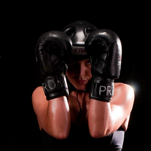 Kickboxer #4