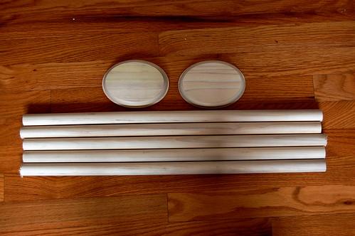 materials- wood