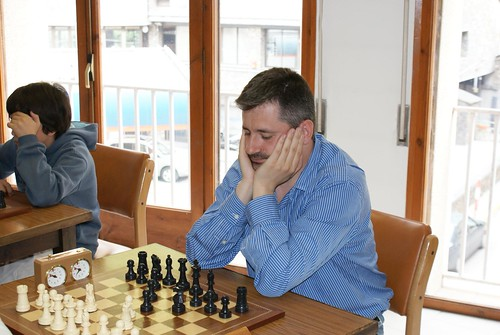 Josep Ribera, campió del torneig