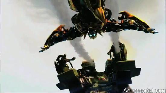 juego Transformers 2 Brawn Bumblebee