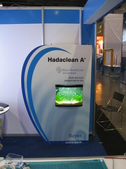 X-Board Exhibition Booth for Bayer #1