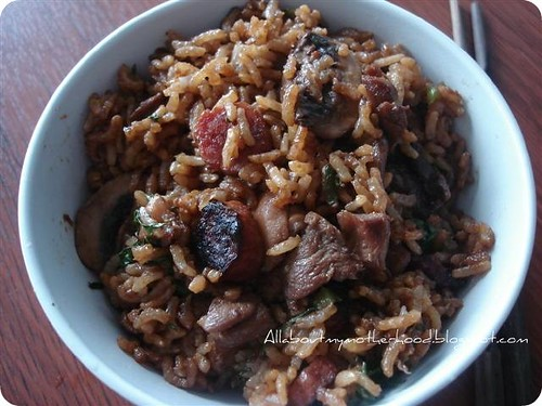 Easy Claypot Rice - Part I