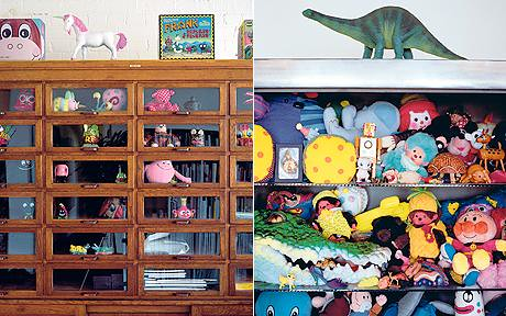 From the London Telegraph: Interiors: Toy story