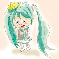 Miku Hatsune illust.