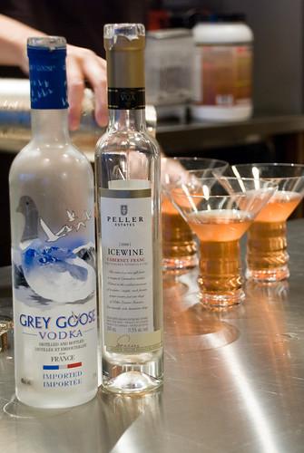 Peller Estate Ice Wine Martini