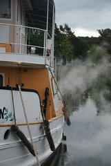 The Steamer is steaming (Let Ideas Compete) Tags: city ferry boat town barco barcos sweden swedish steam steamboat scandinavia steamer sdertlje scandinavian steaming ferryboat sdertalje sodertalje sideofaboat