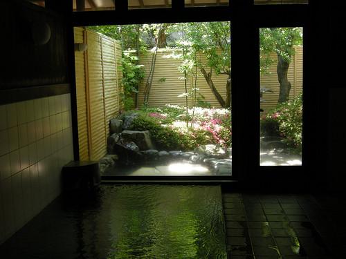 Hot spring @higashi-ishigawa hotel