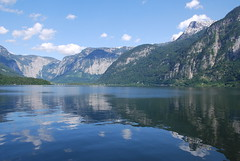The view from Hallstatt in Austria (JRT ) Tags: sky sun mountain lake holiday snow reflection water rock wonderful austria nikon view sunny hills d40 thegalaxy obertraun photosandcalendar worldwidelandscapes natureselegantshots theoriginalgoldseal mygearandmepremium mygearandmebronze mygearandmesilver mygearandmegold flickrsportal mygearandmeplatinum mygearandmediamond