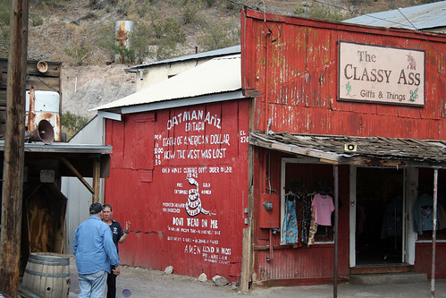 Oatman - Classy Ass and Epitaph