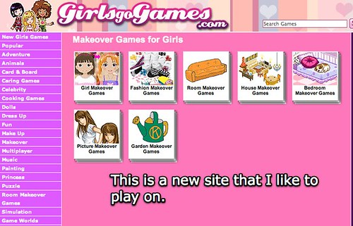 Free online dating games for girls