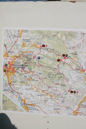 Maratonul MTB muntii ciucului 2009