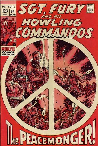 (1969) Sgt fury 64