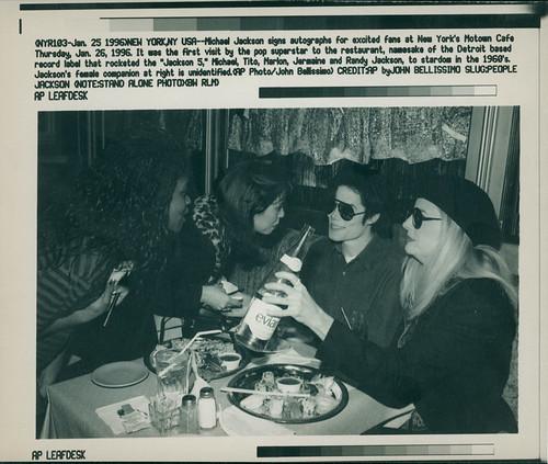 Jackson Michael - Jan 26 1995
