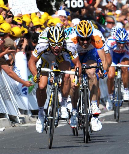 Tyler Farrar - Tour de France, stage 2