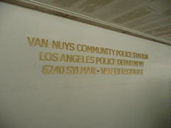 LAPD Van Nuys Community Police Station
