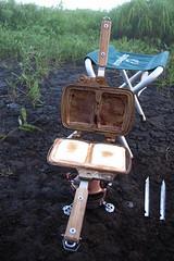 Hot sandwich maker