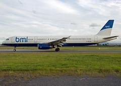 bmi A321 G-MEDM (Irish251) Tags: ireland dublin airplane jet airbus dub dublinairport a321 bmi eidw gmedm