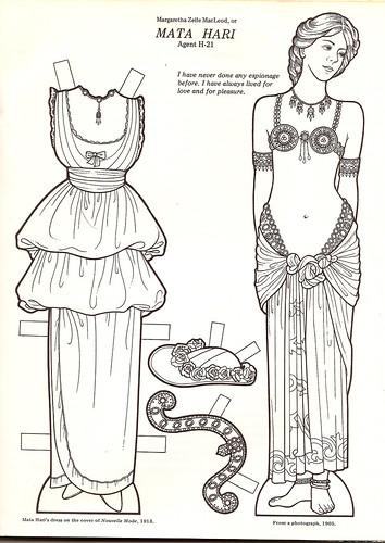 Infamous Women: Mata Hari