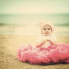 ...by the seashore (Shana Rae {Florabella Collection}) Tags: ocean pink inspiration beach seashells sand nikon shell 85mm seashore tutu pettiskirt mybabygirl d700 copyright2009 1stdayatthebeach shanarae florabellatextures softdreamyethereal vintagesummeraction
