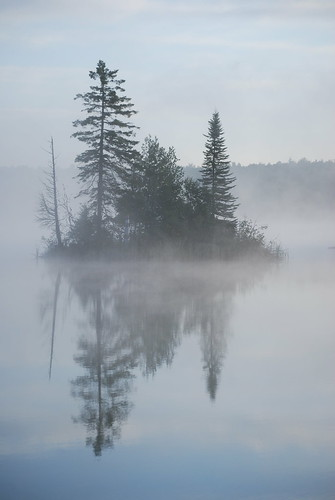 Foggy Island (by rycordell)
