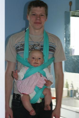 Male Babywearing2