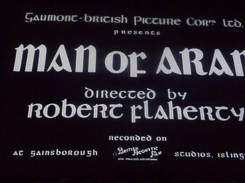 Man from Aran