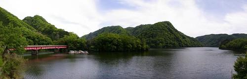 旭川ダム湖 #1