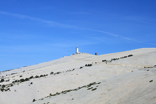 The legendary Mont Ventoux. Photo: Niamh Sage