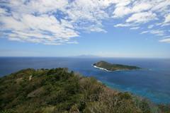 A la drive ... (West Indian) Tags: sea sky cloud mer ex canon island dc sigma ile wideangle pointofview ciel 1020mm nuage pointdevue antilles lessaintes westindies grandangle hsm eosdigitalrebelxti