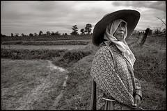 a simple farmer life (fly) Tags: woman thailand farmer isaan aia fly simonkolton