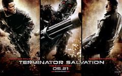 Terminator Salvation Banner (Movie Mania) Tags: robots terminator christianbale t600 johnconnor terminatorsalvation samworthington marcuswright