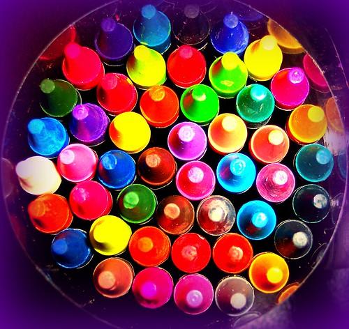 Crayons!