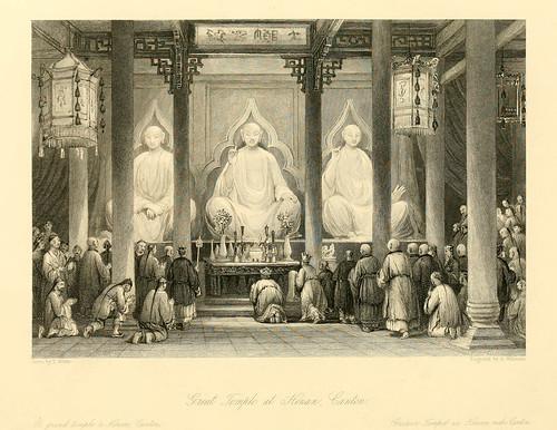013- El gran templo de Honan en Canton