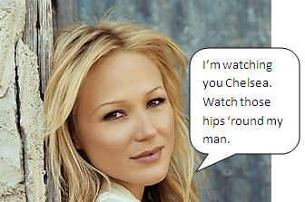 jewel's watching you on DWTS